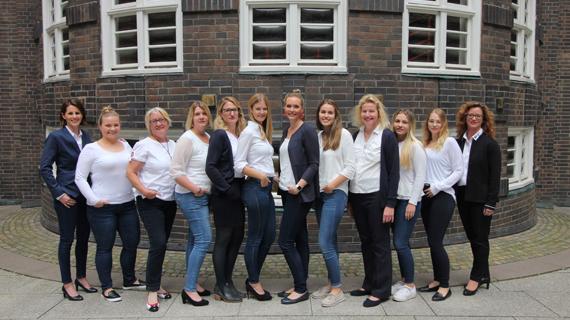 LCC Team in Hamburg